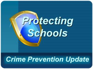 Florida Crime Prevention Practitioner Update: Schools