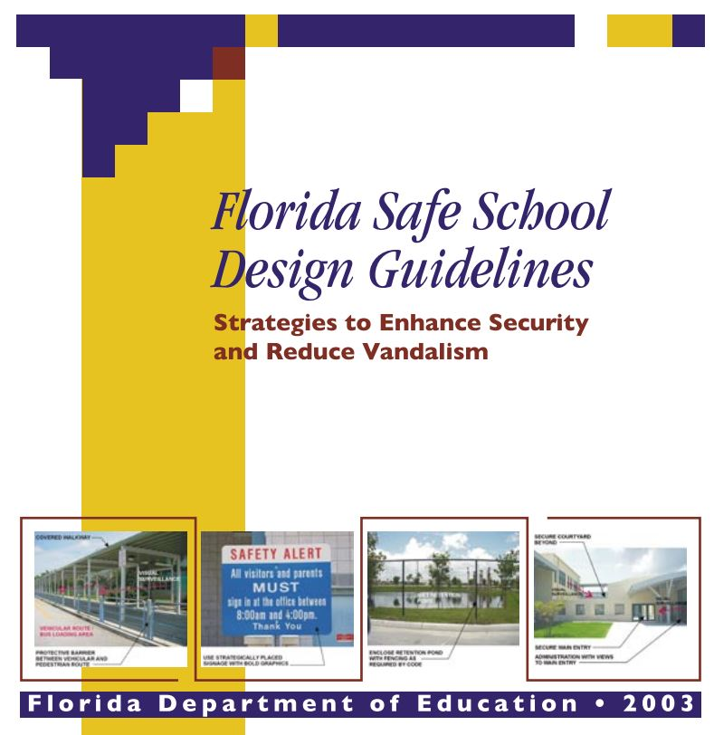 Florida Safe School Design Guidelines