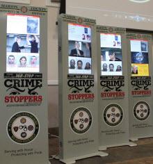 Marion County Sheriff's Office Using Crime-Prevention Video Kiosks