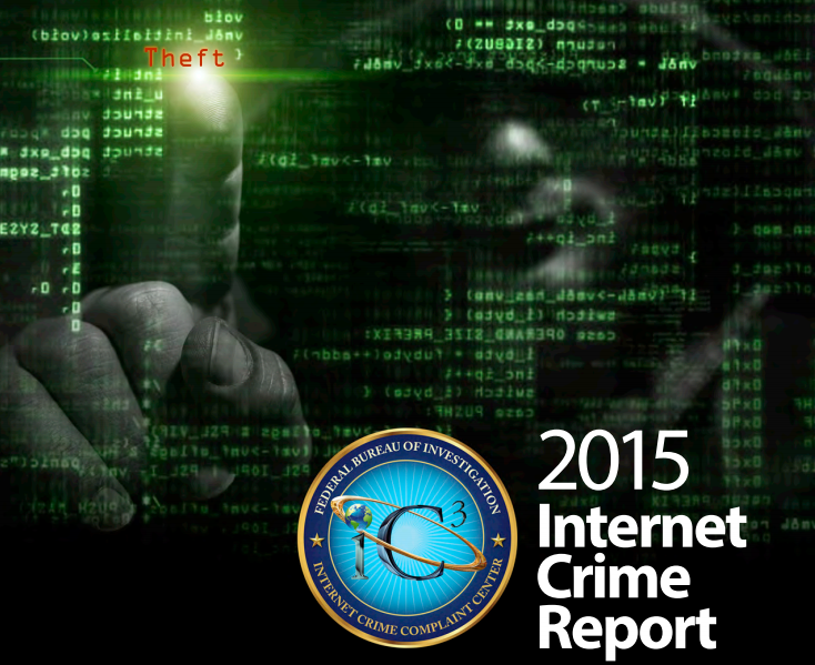 2015 Internet Crime Complaint Center (ic3) Annual Report