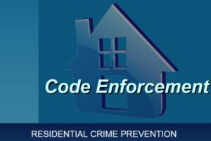 Residential Crime Prevention: Code Enforcement